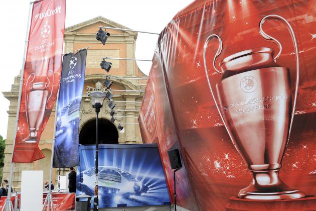 Champions League Match in England Was Fixed Say European Police