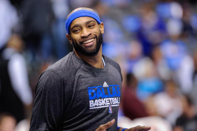Vince Carter (sick) Misses Shootaround