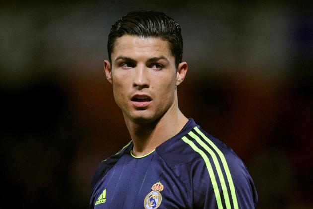 Man City to Splash Balotelli Cash on Cristiano Ronaldo or Radamel Falcao