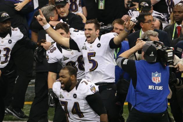 How Much Will It Cost the Baltimore Ravens to Keep Joe Flacco?