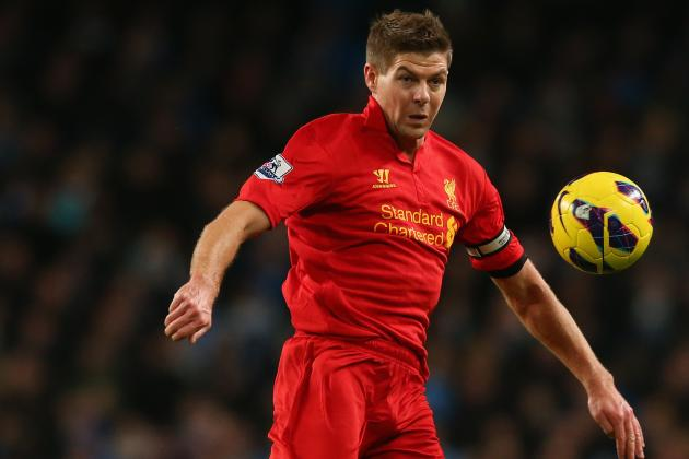 Steven Gerrard Says LFC Can Finish Fourth If They Keep Playing as They Are