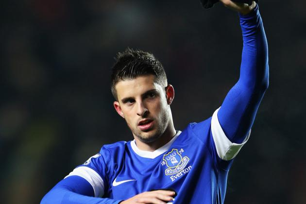Kevin Mirallas Says Everton Are Ready for Champions League Fight