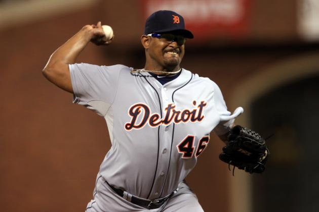 Jose Valverde and Detroit Tigers Agree to Minor League Contract