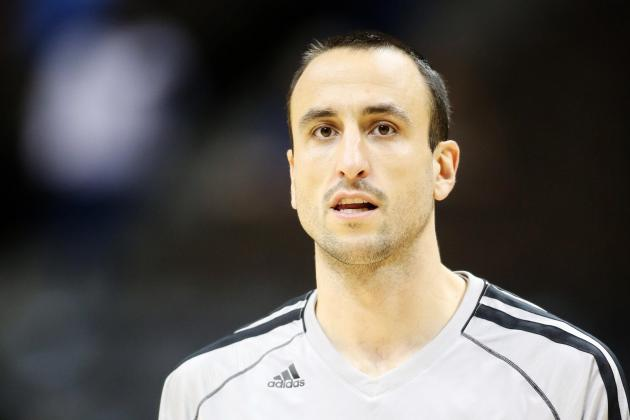 Ginobili Will Ponder Future After Season