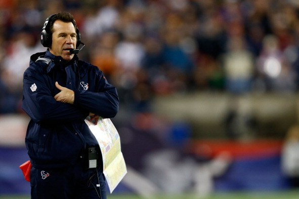Former NFL Players, Coaches Endorse Kubiak