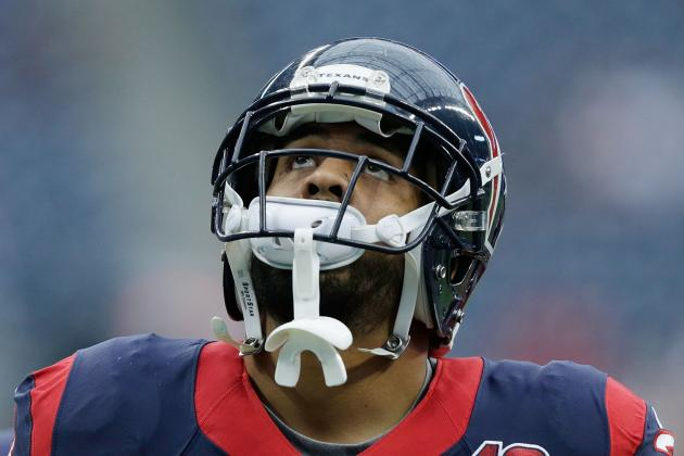 Arian Foster: 'I've Seen and Been Around Guys Who Juice'