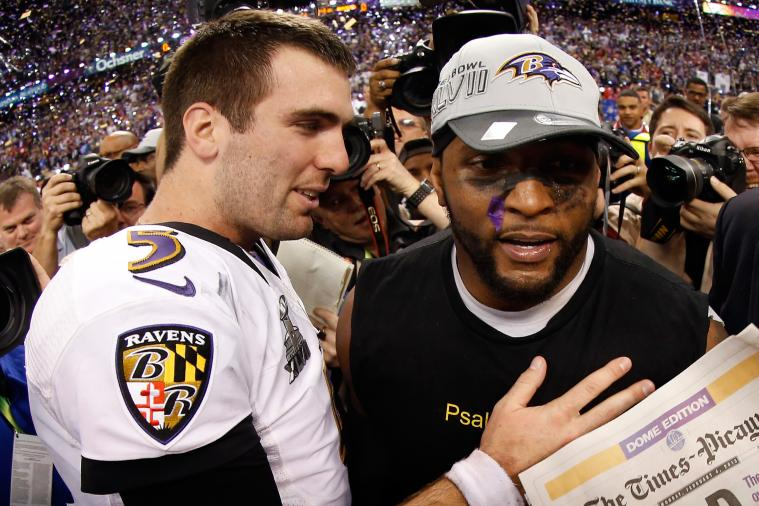 Ravens' Super Bowl Win Signals Changing of the Guard in Baltimore