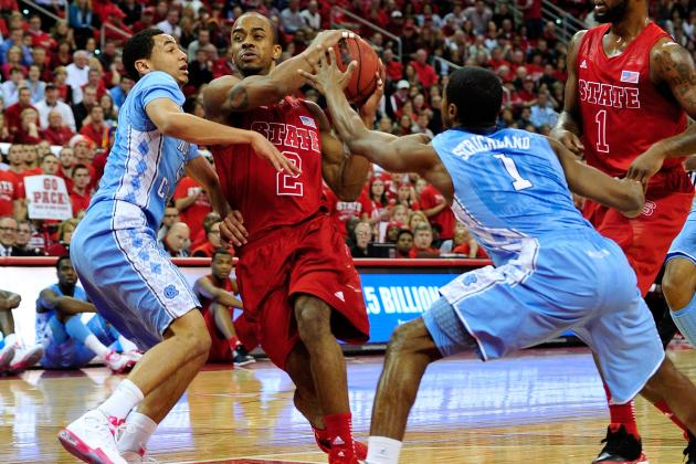 Lorenzo Brown Injury Update: NC State Point Guard's Status Unknown vs. Duke