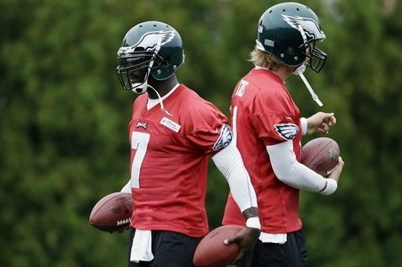 Who Will Be the Eagles' Quarterback?