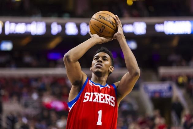 Young Gives Sixers a Kick-Start