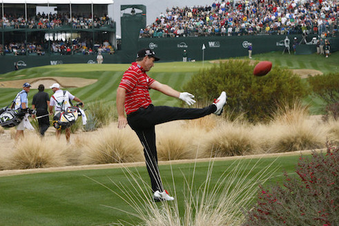 What Golfers Thought About the Super Bowl