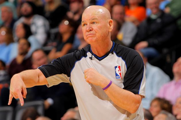 NBA Referees Blown Calls Need to Stop