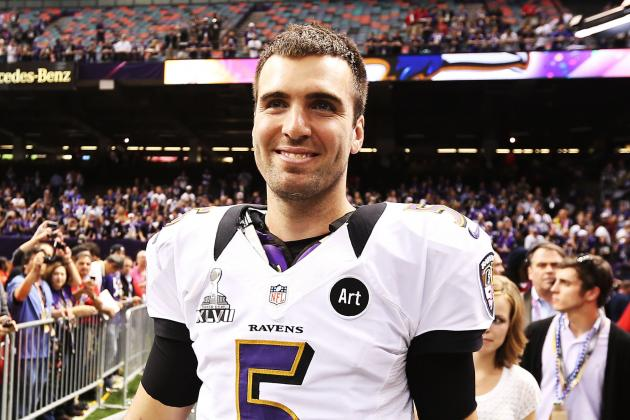 Super Bowl XLVII Aftermath: Who Are the NFL's Top 12 Quarterbacks...Now?
