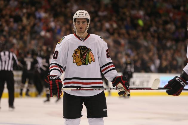 Brandon Saad Still Looking for First NHL Goal, but Don't Feel Too Sorry for Him
