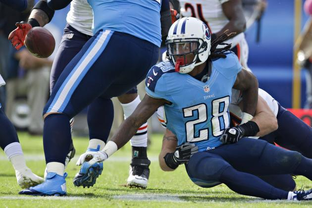 Tennessee Titans Far from a Super Bowl Team, Chris Johnson Says