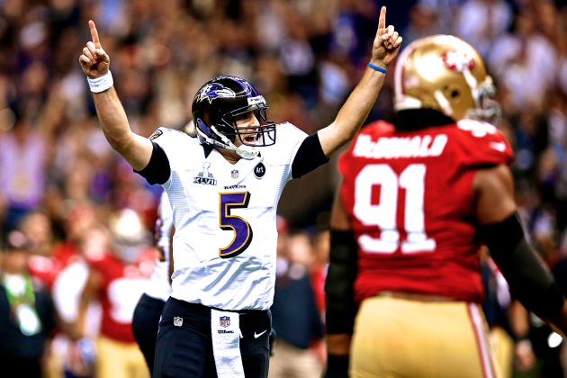 Joe Flacco Proves He Is Elite QB with Brilliant End to Historic Postseason