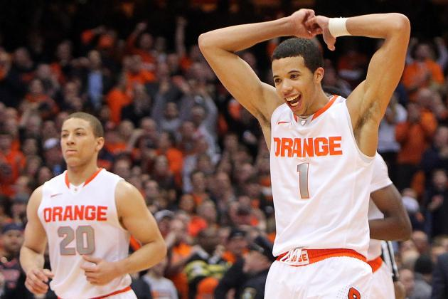 Notre Dame vs. Syracuse: Why the Orange Should Be on Upset Alert