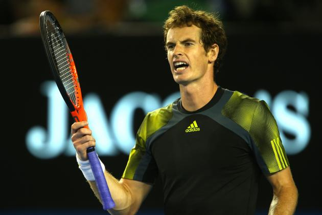 Andy Murray Believes Doping Controls in Tennis Have to Be Improved