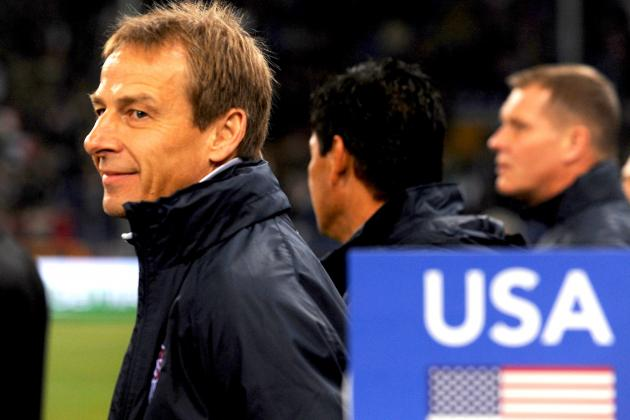USMNT: Jurgen Klinsmann Selects 24 for Honduras, Hints at Aggressive Approach