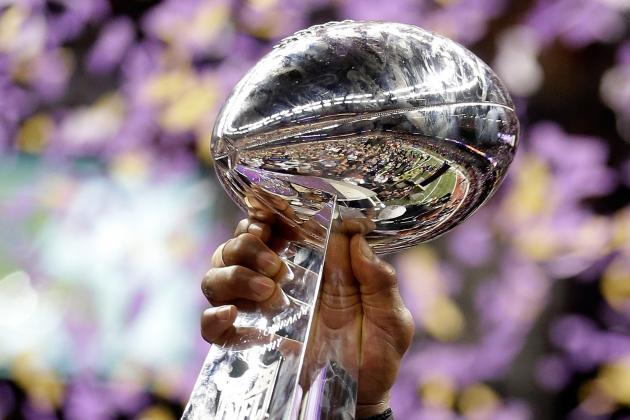 Ravens Lost Lombardi Trophy After Super Bowl Win