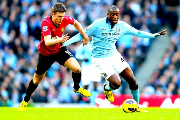 Premier League Title Race: Can Manchester City Catch Manchester United? (Poll)