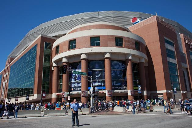Future of Rams' Edward Jones Dome Uncertain