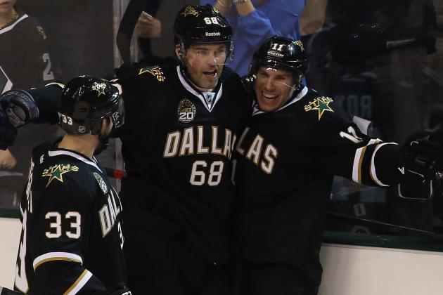 With Derek Roy Returning, Stars Look for More Balanced Attack