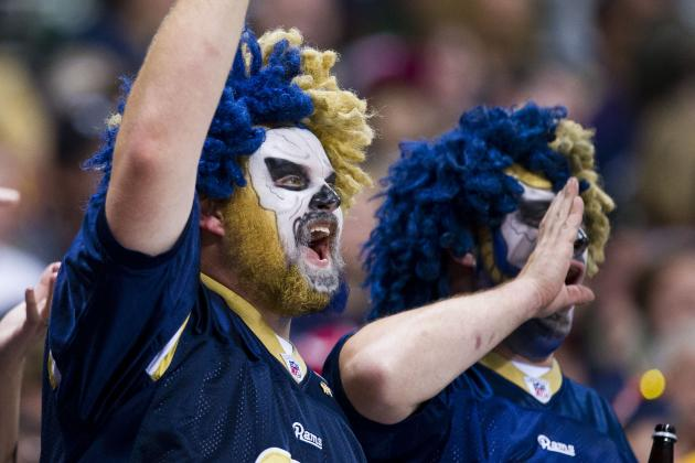 Slight Price Increase for Rams Season-Ticket Holders