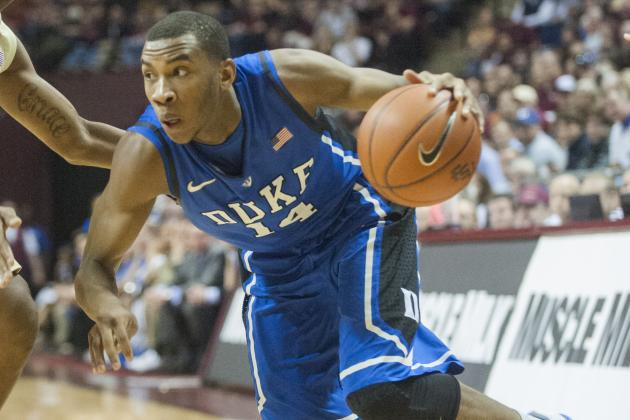 Sulaimon Wins the StatSheet ACC Freshman of the Week: February 4th, 2013