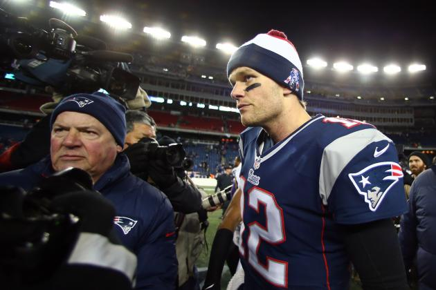 New England Patriots 2012 Position-by-Position Wrap-Up: Quarterbacks