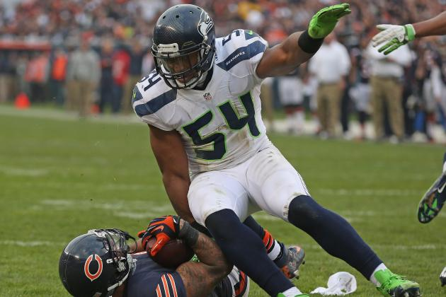 Bobby Wagner, Russell Wilson Finish 2-3 in Rookie of Year Races