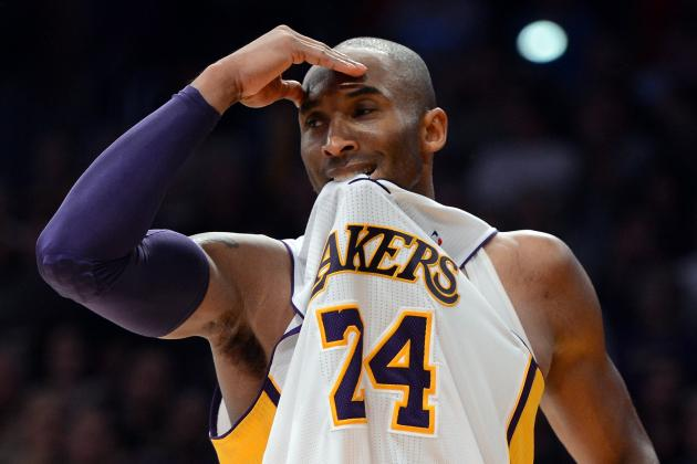 Kobe Bryant Hints at Early Retirement, Talks Dwight Howard's Future with Lakers