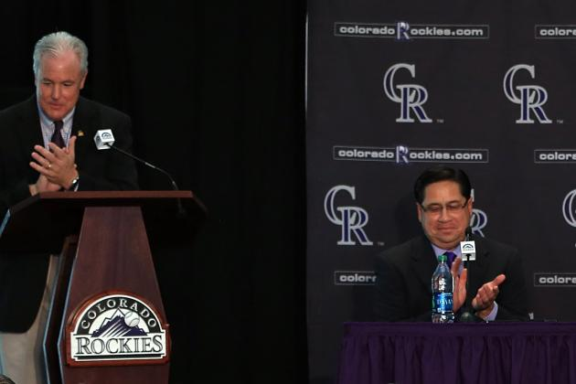 Musings on Rockies' Rotation as Spring Training Nears