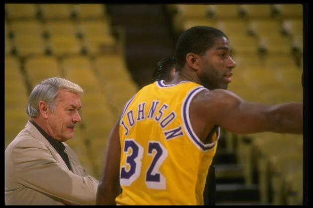 Charting the Unbelievable Financial Life of the Los Angeles Lakers