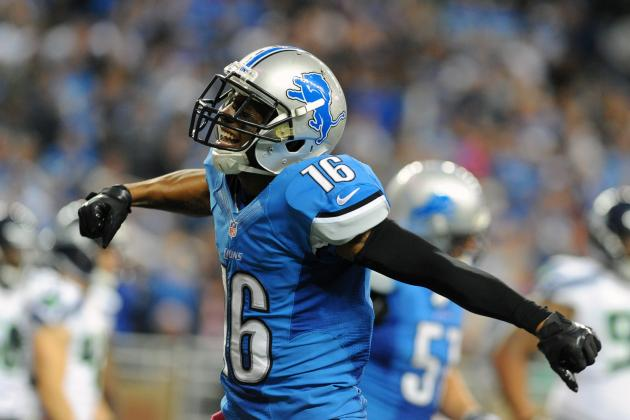 Titus Young Released by the Detroit Lions