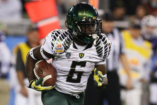 Free Breakdown of the Oregon Ducks 2013 Class