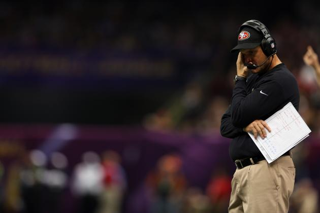 Super Bowl 2013: Decisions Jim Harbaugh Got Badly Wrong