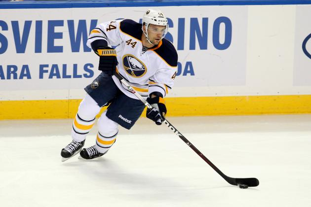 Sabres' Sekera Could Miss Few Days with Injury