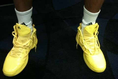 Michigan to Wear All-Maize Uniforms, Shoes vs. Ohio State