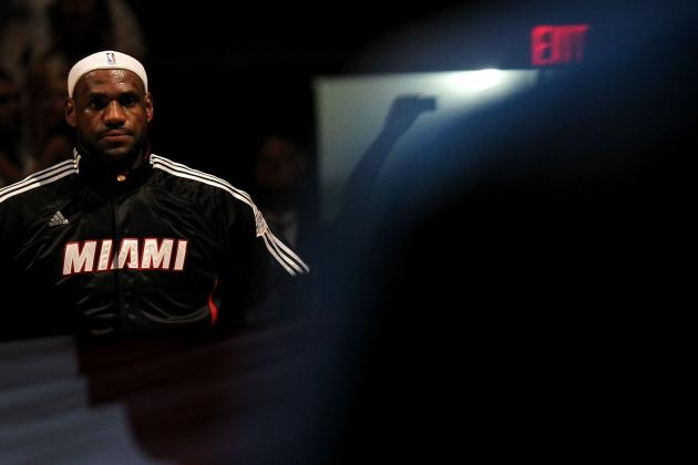 3 Reasons Why LeBron James Must Carry the Miami Heat to Repeat Title