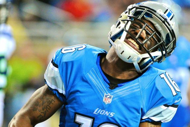 Detroit Lions Cut Controversial WR Titus Young