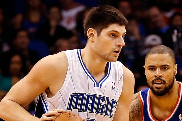 Vucevic: Not Playing in the Playoffs Wasn't Easy