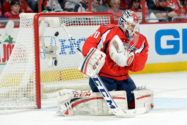 Oates Keeping the Faith in Holtby, Caps
