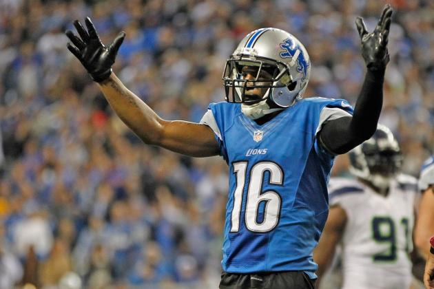 Lions Take a Step Towards Discipline by Cutting a Cancer Called Titus Young