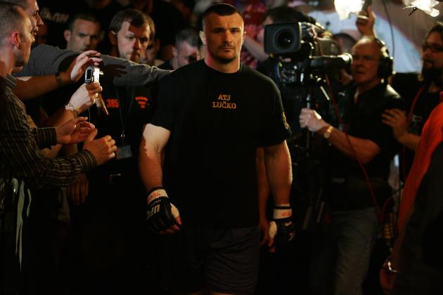 Mirko 'Cro Cop': Overeem 'Owes His Excellence to Something That's Dirty'