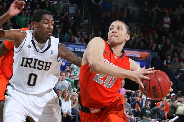 Notre Dame vs. Syracuse: Live Score, Updates and Analysis for Big East Game