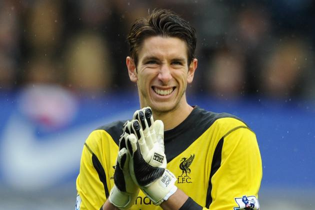 Brad Jones: Is Liverpool's Reserve Keeper Good Enough to Wear the Shirt?