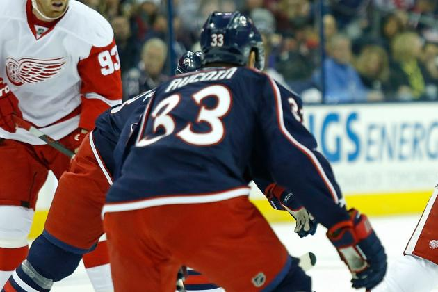 Blue Jackets Place Adrian Aucoin on Injured Reserve