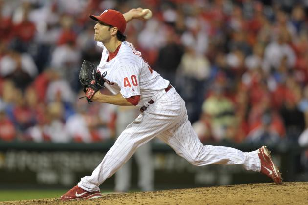 Phils Sign 12 to Minor League Deals