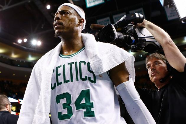 Paul Pierce Trade Rumors Tracker: Recapping the Latest Buzz